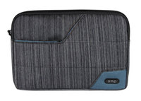 Omp Minerva Series Mini Tablet Sleeve - Grey/Blue