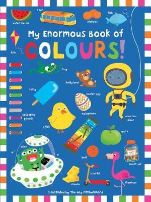 My Enormous Book of Colours image