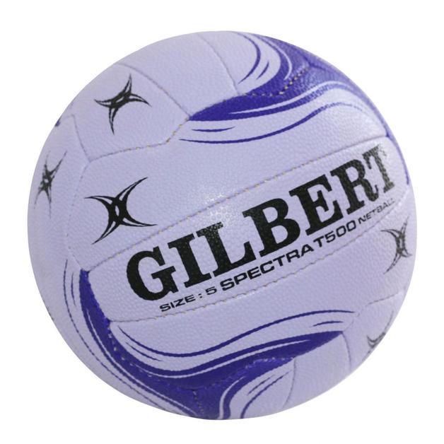 Gilbert Spectra T500 Netball-Purple