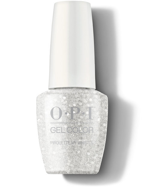 OPI Nail Lacquer - # NL T55 Pirouette My Whistle (15ml)