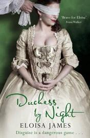Duchess by Night by Eloisa James image