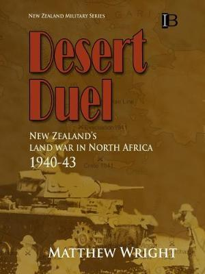 Desert Duel by Matthew Wright image