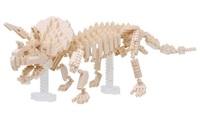 nanoblock: Challenger Series - Triceratops Skeleton
