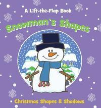 Christmas Mini Lift the Flap Snowman's Shapes image