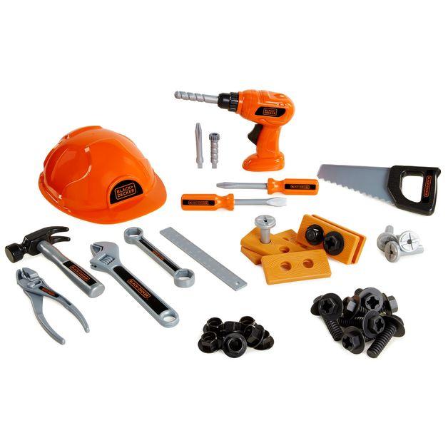 Black and Decker: Mega Tool Set
