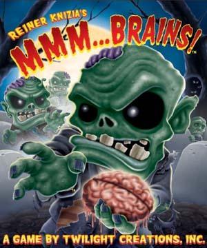 Mmm... Brains! image