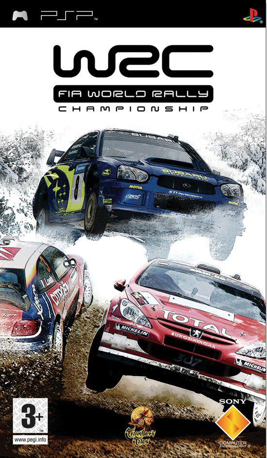 WRC for PSP image