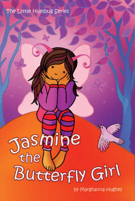 Jasmine the Butterfly Girl by Marghanita Hughes image