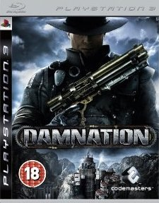 Damnation for PS3 image