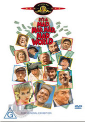 It's A Mad, Mad, Mad, Mad World on DVD
