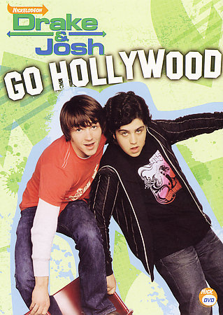 Drake & Josh: Go Hollywood - The Movie on DVD