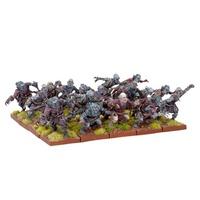 Kings of War Ghoul Regiment