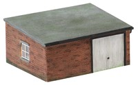 Hornby: Garage Outbuilding