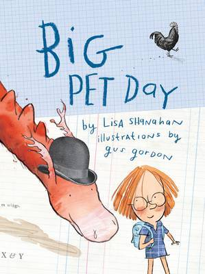 Big Pet Day by Lisa Shanahan image