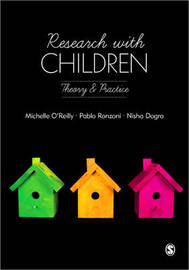 Research with Children by Nisha Dogra