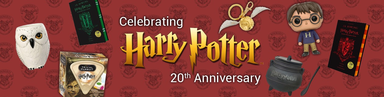 Harry Potter 20th Anniversary!
