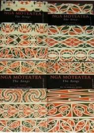 Nga Moteatea: Pt. 1-4 by Apirana Ngata