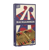 Professor Puzzle: Backgammon