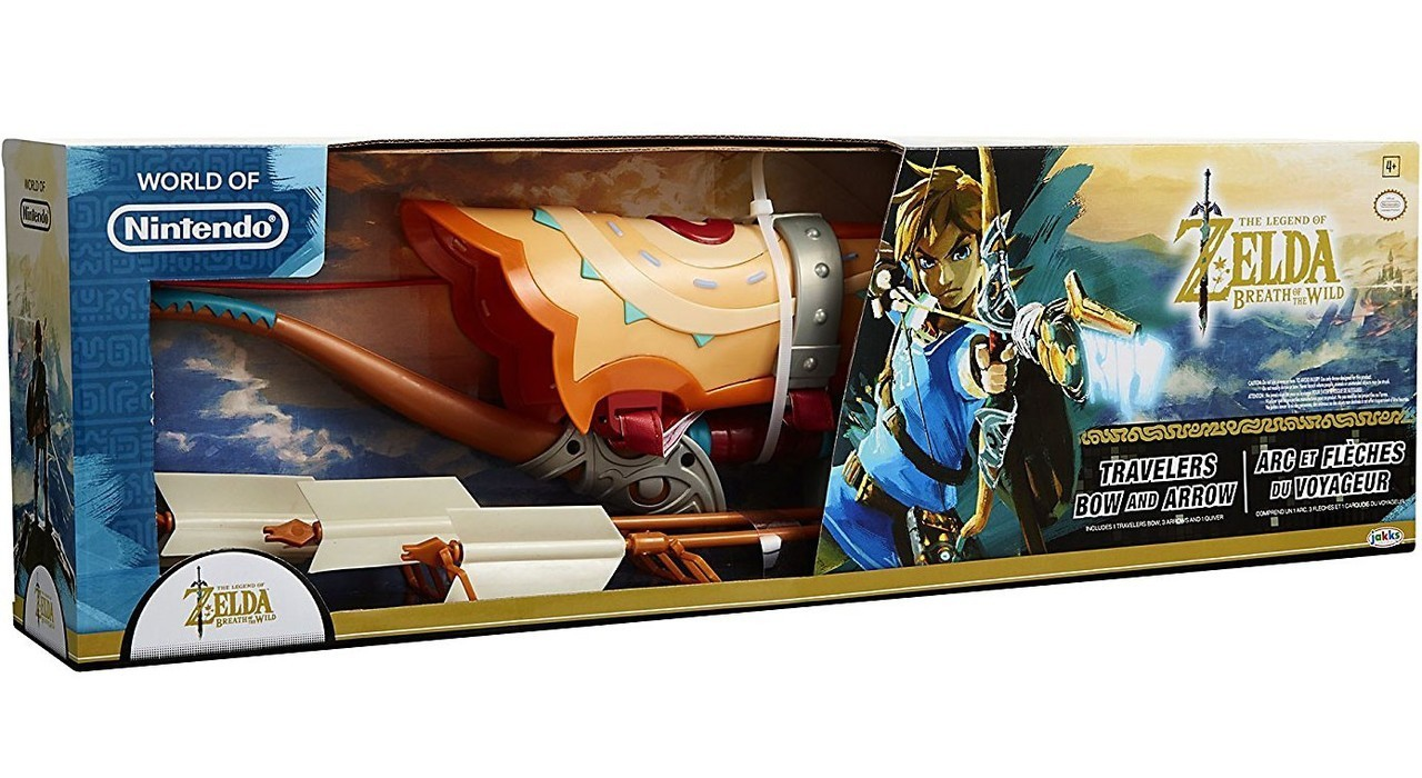Legend of Zelda: Breath of the Wild - Bow & Arrow Roleplay Set image