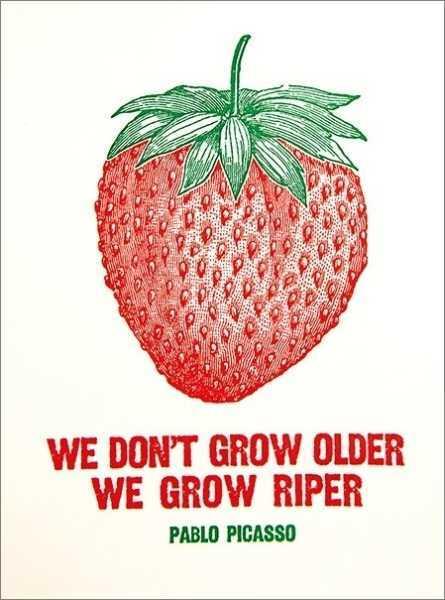 Archivist: We Grow Riper Greeting Card