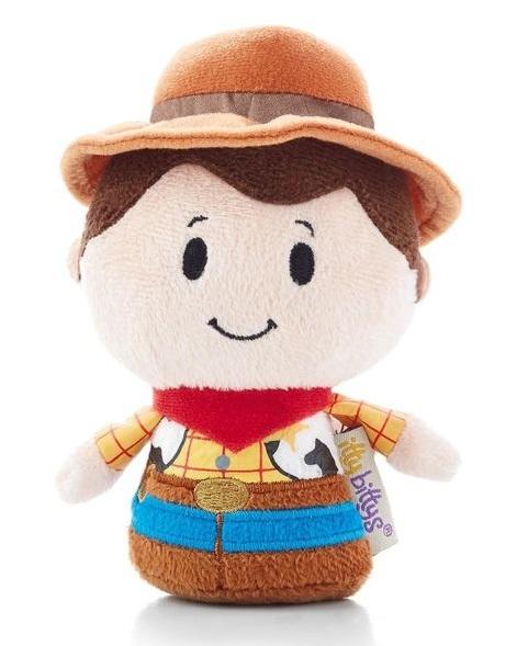 """itty bittys: Woody - 4"""" Plush image"""