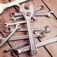 Chocolate Tools - Adjustable Spanner