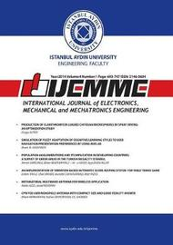 International Journal of Electronics, Mechanical and Mechatronics Engineering