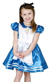 Disney: Alice In Wonderland - Deluxe Costume (Size 3-5)