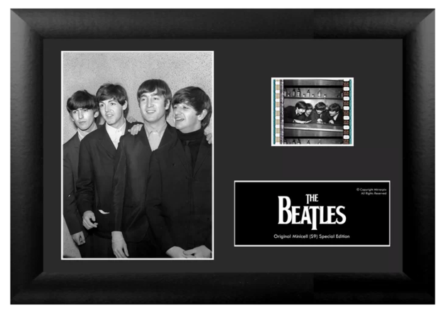 FilmCells: Mini-Cell Frame - The Beatles (S9)