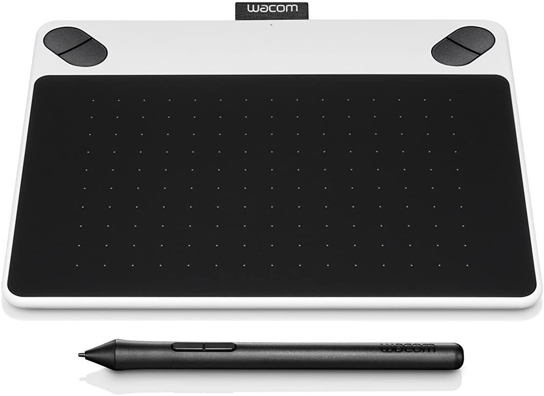 Wacom Intuos Draw Pen Tablet (Small / White) image