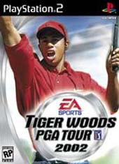 Tiger Woods PGA Tour 2002 for PlayStation 2