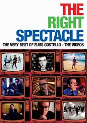 Elvis Costello - The Right Spectacle on DVD
