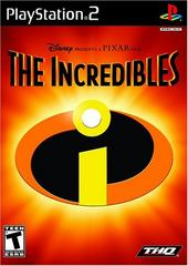 The Incredibles for PlayStation 2