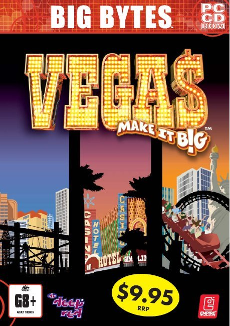 Vegas: Make it Big for PC