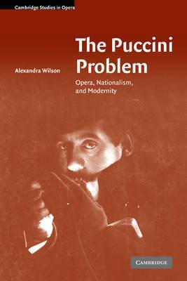 Cambridge Studies in Opera by Alexandra Wilson