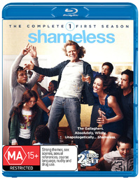 Shameless - The Complete First Season on Blu-ray image