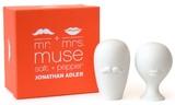 Jonathan Adler - Mr & Mrs Muse Salt & Pepper Shakers
