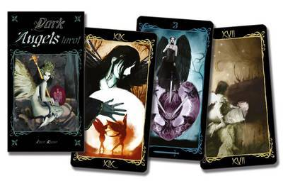 Dark Angels Tarot Deck by Lo Scarabeo image