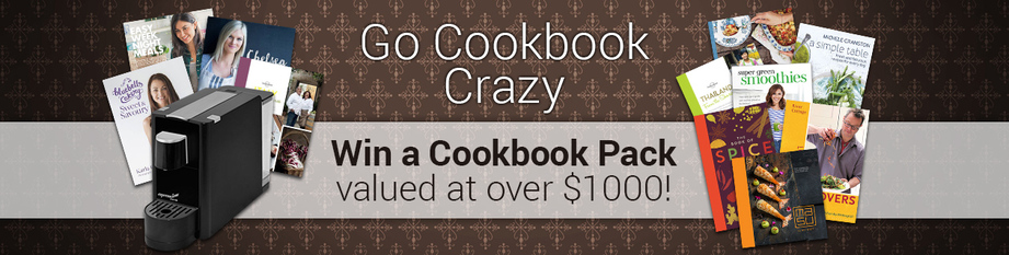 Go Cookbook Crazy