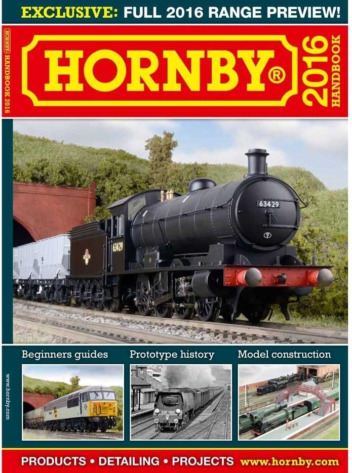 Hornby: Handbook 2016 image