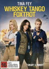 Whiskey Tango Foxtrot on DVD