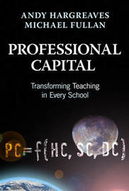 Professional Capital by Andy Hargreaves