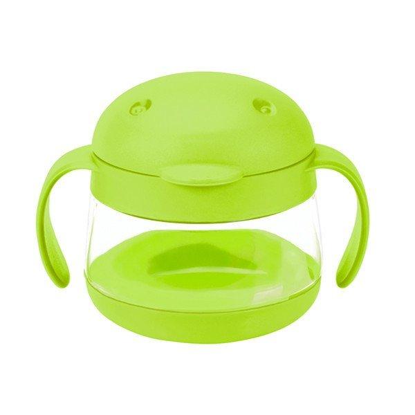 Ubbi Tweat Snack Container (Green)