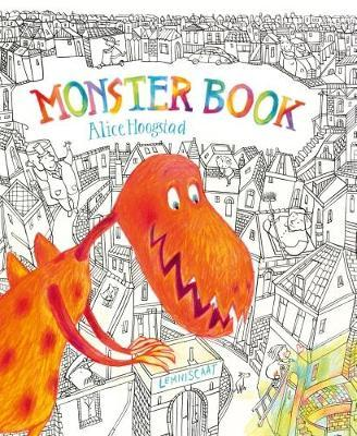 Monster Book by Alice Hoogstad image