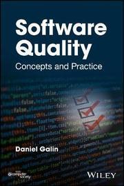 Software Quality by Daniel Galin