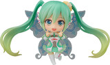 Vocaloid: Nendoroid Racing Miku (2017 Ver.) - Articulated Figure (8,000Jpy Level)