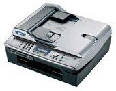 Brother MFC425CN Inkjet Multifunction Flatbed Colour Network Inkjet Copier - Printer - Digital Photo Printer - Scanner & Fax