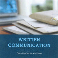 Written Communication by Anon image