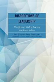 Dispositions of Leadership by Gary Whiteley image
