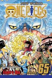 One Piece, Vol. 65 by Eiichiro Oda